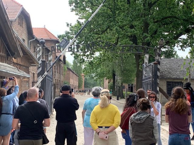 Poland 2019: 7/5/19 blog by Deb Kruger - Classrooms Without